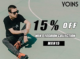 15% Off On Men's Fashion Collection